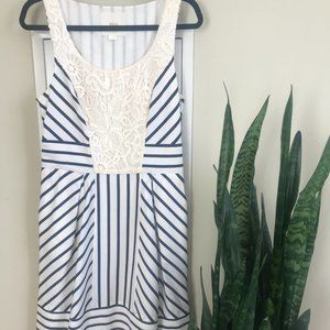Maeve Striped Dress